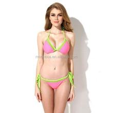 Hot Sale Young Sex Girl Black Bikini Sexy Girls, Triangl Bikini, 2015 Sexy Bikini