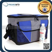 Basic Solid Color Plain Pattern 6 Can Cooling Bag