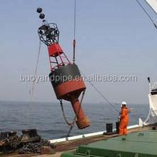 CMB2400 polyethylene foam navigation buoy for sale(plastic, iala,ccs,iso)