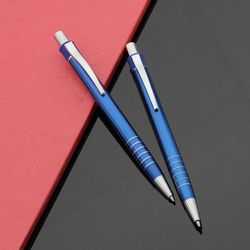 1015Aluminium ball pen for America market, hotel metal pen