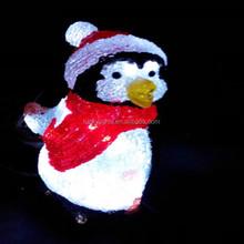 4.5V-240V H 41CM W26CM led Christmas bird home decoration