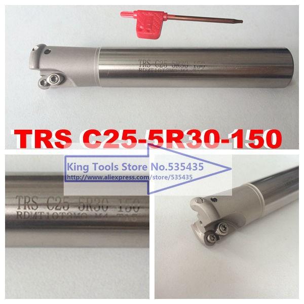 Инструментальная оправка King tool TRS 25 5r30/200 Dia 30 150 CNC TRS C25-5R30-200
