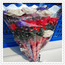 flower packaging material plastic bags for sale