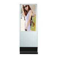 LCD Advertising Player Public 42 Inch Video Pictures
