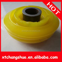 Thick Damper washer for Shock Absorber washer for shock absorber o-rings for komatsu excavator rubber support engine