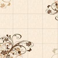 60x60 glazed glossy pure white bathroom ceramic wall tile in china