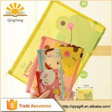 Clear Pencil case/Cute PVC bag /Promotion Plastic bag with zipper