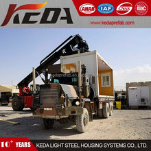 Temporary Movable Container Site Office Combined in Yeman 436