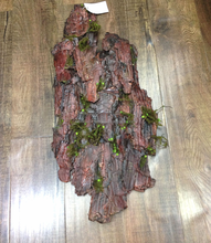 High-simulation fake plastic decorative artificial tree bark