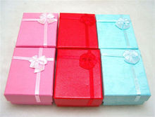 colorful various style birthday gift packing box