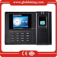Biometric Attendance system fingerprint/standalone fingerprint t&a system