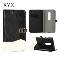 phone accessory cell phone leather phone case cover for moto g3