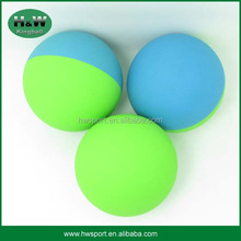 Promotional 60mm Hollow Rubber Super Bounce Balls