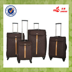 4Pcs Set Bag with Custom Logo Cheap Luggage Bags Eminent Luggage