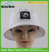 2015 Best Popular 100% Polyester Low Price Custom Embroidery Fashion Fishing Bucket Hat