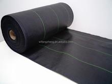 China de lucha contra la hierba paño de tela pp tejido geotextil tejido