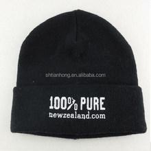 newly knitted winter fashion mens winter hat fashion
