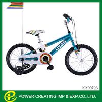 High strength aluminum alloy kids mountain bike