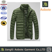 2015 Top Brands Customized Outdoor Soft Man Winter Clothing