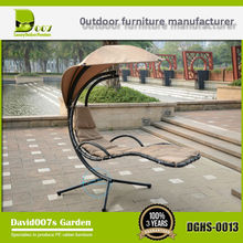 2015 hot sale OUTDOOR furniture swing chair for bedroon