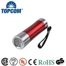 Torchlight perfect shape 9 led mini torch light