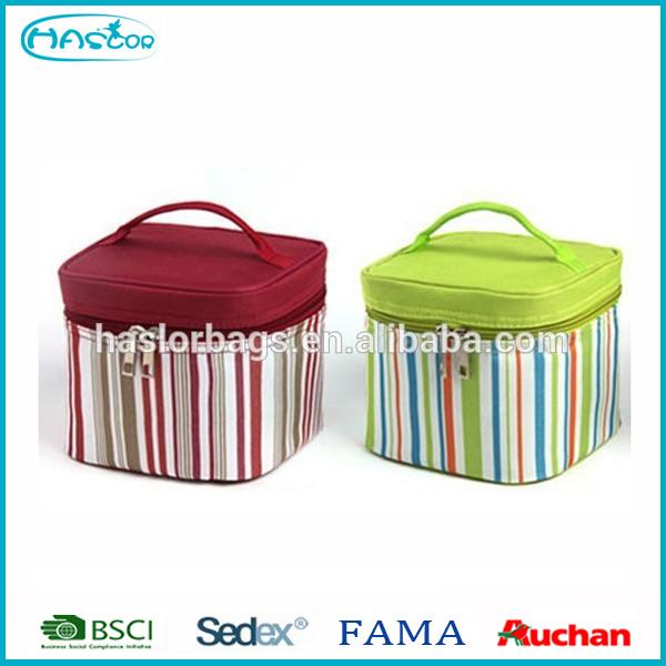 Personnalisé sac à lunch / refroidisseur sac gel / sac thermique cooler
