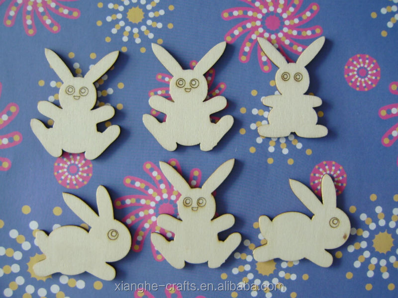 Wholesale scrapbook painted wooden craft animals buy for Wholesale wood craft cutouts