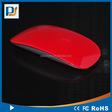 Wholesale Red,black,white,yellow,blue wireless mouses unque desigh optical mouse computer mice 800 1000 1200 computer mouse