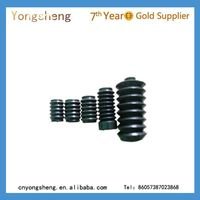 high quality rubber bellows dust cover