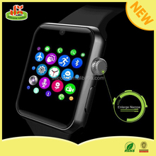 Fashion dm09 android gps bluetooth smart watch mobile phone