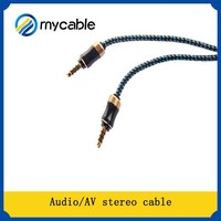 China supplies hq sex audio vedio cable for Mobile Phone
