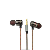 new products 2015 in-ear earphone of computer accessories