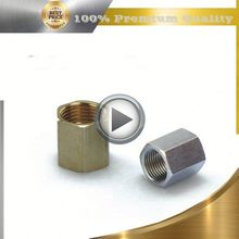 brass parts machining precision transmission parts name of the mechanical seal parts