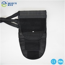 china suppliers AOFEITE Neoprene Double Pull Lumbar Back Brace Belt Support