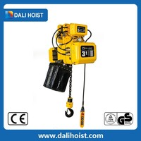 marine crane electric hoist/electric chain hoists with trolley/electric gate hoist