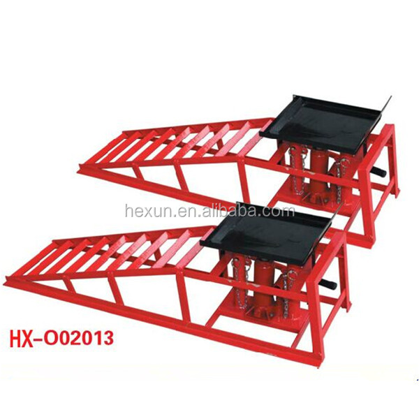 height adjustable steel car lifting ramps   buy height