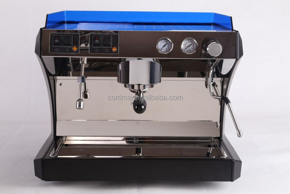 semi automatic professional commercial coffee machines for. Black Bedroom Furniture Sets. Home Design Ideas