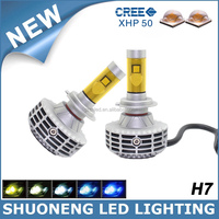 Stable Performance 3000lm High Power PX26D H7 LED Head Light Tractor