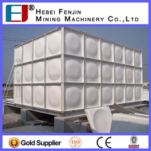 Sectional SMC GRP Large Capacity Water Storage Tank For Farm Using