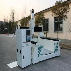Diacam WA1525 theme park design wood sawdust machine for sale