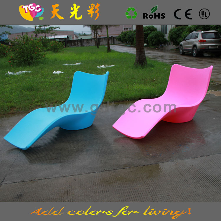 Colorful outdoor lounge chairs colorful 1950 salterini outdoor lounge set at 1stdibs - Colorful chaise lounge chairs ...