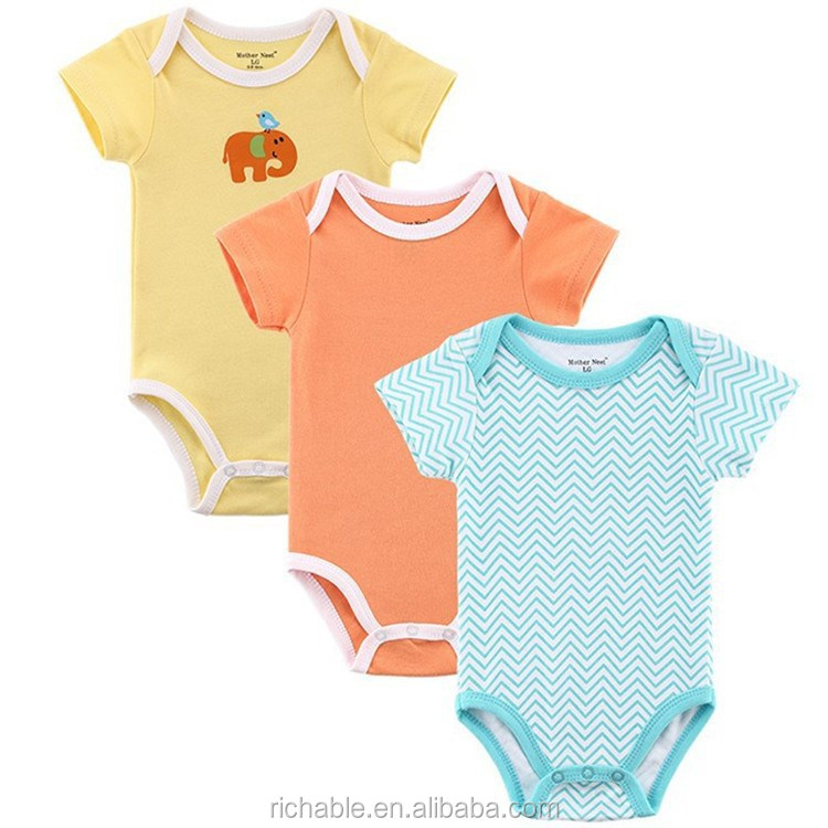 Mbc1533 Richable Baby Boy Clothes New Born Baby Clothes