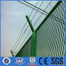welded wire mesh fence panels in 6 gague