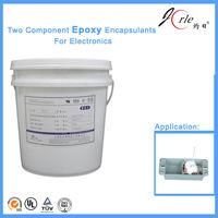 Durable 2-part epoxy glue for plastic