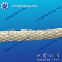 Ship mooring dacron double braided polyester rope, polyester braided rope