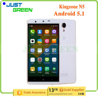 2015 New Kingzone 5 inch phone mobile 4G LTE Android 5.1 MT6735 quad cores 2GB 16GB 1280*720 android phone