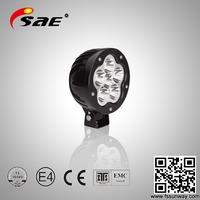 60W Waterproof Offroad LED Work Light Driving Light Truck 4x4 suv jeep atv Machine Motorcycle Light