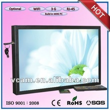 20 inch tft lcd touch screen monitor for advertising