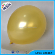 100% natural latex balloon with EN71part 1,2,3 testing report