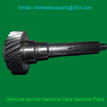 Yutong,Higer,Kinglong bus gear box main shaft/master shaft for S6-80,S6-90,S6-100,S6-150,S6-160 gearbox transmission